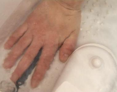 Whirl-bath